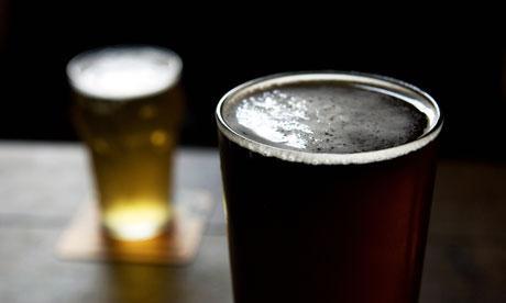 Cerveja escura é coisa de mulher!