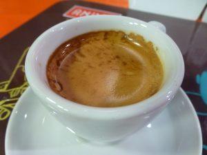 Café espresso do Amika