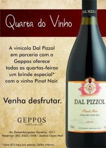 Geppos e Dal Pizzol fecham parceria