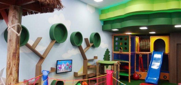 Restaurantes com espaço infantil: Diversas opções para as crianças