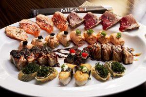 Se não puder ir ao Japão, você pode dar uma passadinha em alguma casa de comida oriental em fortaleza... Confere o Combinado Misaki (Divulgação)