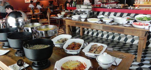 Babette: nova chef e self-service no almoço em Fortaleza