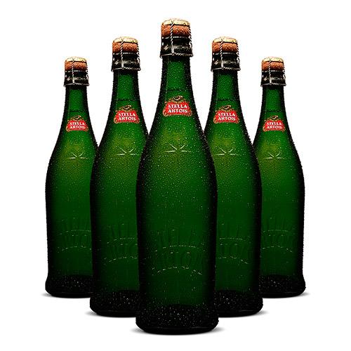 Edição especial de Natal Stella Artois