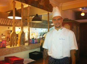 Chef Pawel Skluczewski
