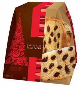 Panettone Gotas de Chocolate