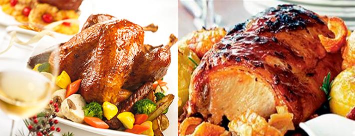 Opções diversas de ceias para Natal e Ano Novo no Soul Gourmet