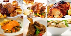 Opções de pratos principais para a sua ceia oferecidas pelo Soul Gourmet (Divulgação)