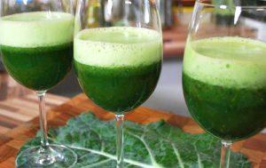 Suco verde antioxidante (Divulgação)