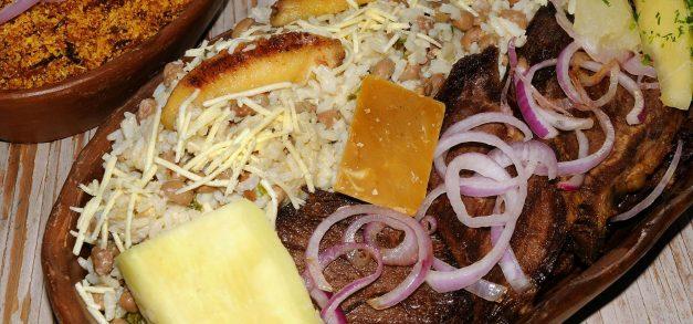 Culinária regional no Colher de Pau