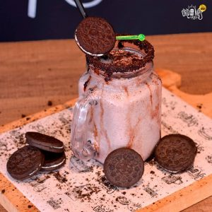 Milk Shake de Oreo do Ordones