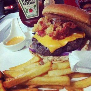 BurgerVille: tentação! (Divulgação)