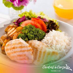 Uma dieta regrada é a chave para a boa saúde (Divulgação: Central do Corpo)