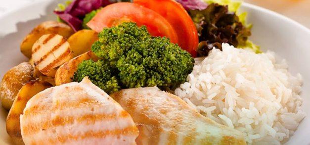 Dicas de alimentação da Central do Corpo e Portal Sabores