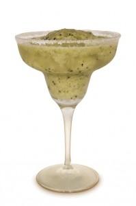 Margarita de kiwi