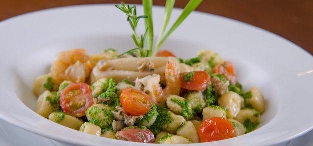Comida italiana para todos os gostos