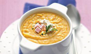 Creme de Abóbora com queijo cottage: levinho, pouco calórico e delicioso (M de Mulher / Sheila Oliveira)