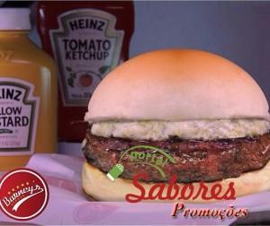Promoção imperdível - quem resiste a um sanduíche do Barney's ?