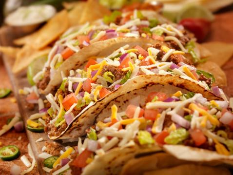 Peón Mexicano promove festival de comida mexicana