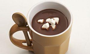 Chocolate quente: docinho e irresistível (Pedro Rubens)