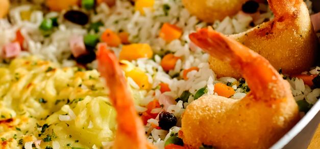 Guia Sabores: camarão de diversas cores e sabores