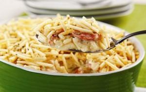 Arroz de Forno à Toscana: delícia cremosa com sabor (Divulgação)