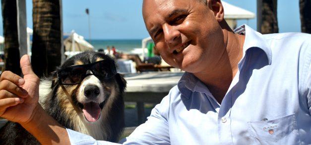 Lúcio Figueiredo: um chef apaixonado e um perito dos frutos do mar