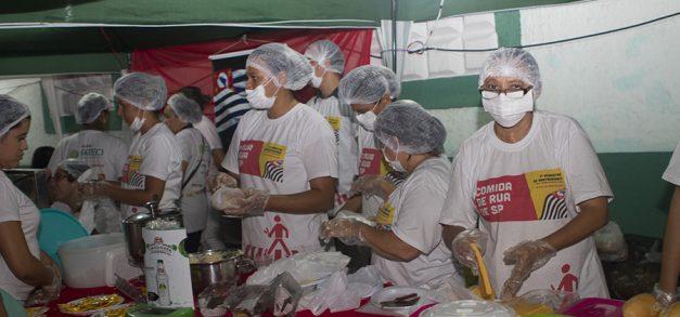 FATECI apresenta o Festival de Comida de Rua