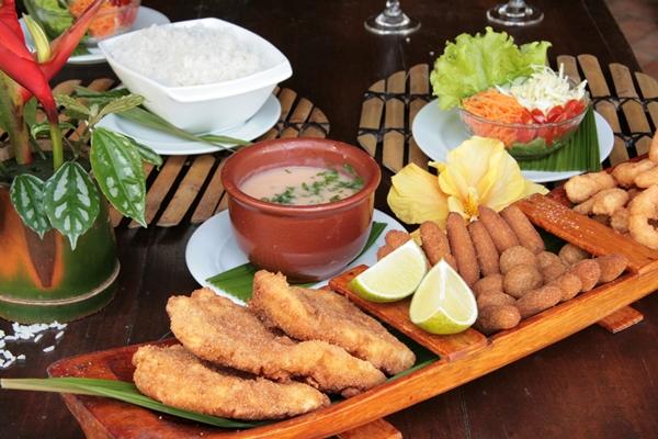 Sabor e boa gastronomia nos franceses de Fortaleza