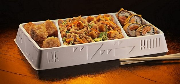 Koni amplia cardápio com opções de pratos feitos