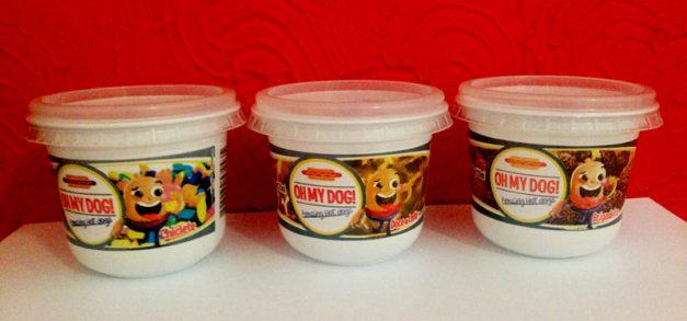 Oh My Dog! Amazing Hot Dogs lança linha de sorvetes