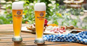 A alemã Paulaner já está confirmada