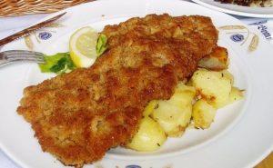 Schnitzel, prato popular austríaco