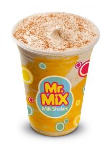 Milk shake de canjica