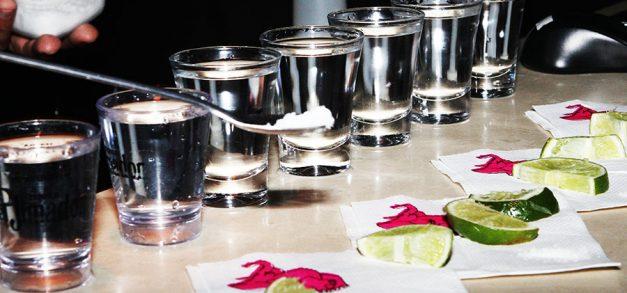 Drinks e sabores da Pink Elephant