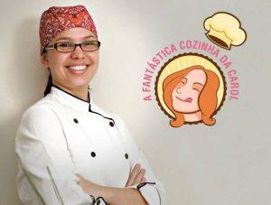 Chef Carolina Martins