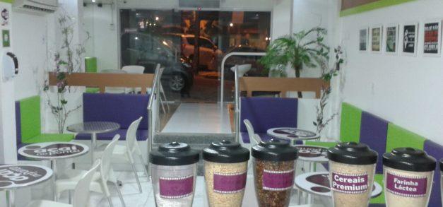 Açaí no Ponto reformula loja conceito na Beira-Mar em Fortaleza