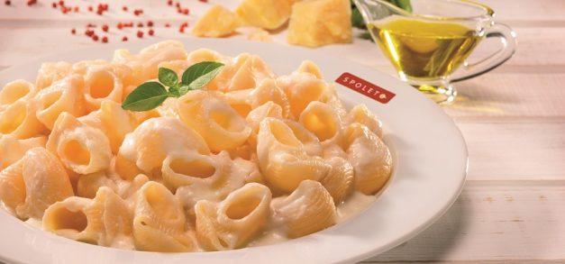 Opção Lumaconi para o jantar de hoje no Spoleto