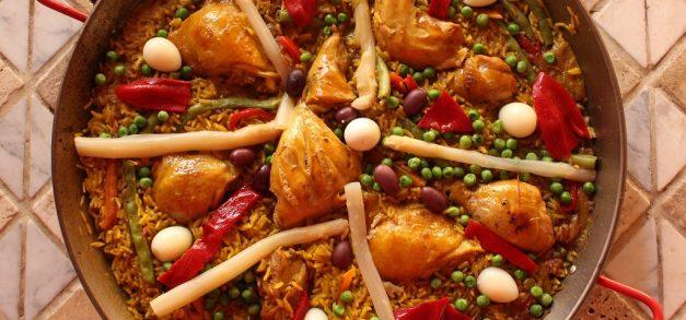 A tradicional culinária espanhola do El Molino