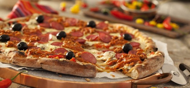 Patroni Pizza lança massa exclusiva aos amantes da redonda
