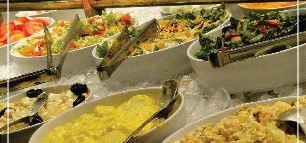 Almoço de quarta no Florence L'Escale