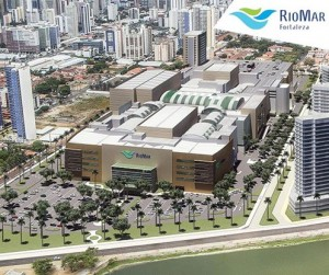 Novo shopping RioMar abriu suas portas hoje ao meio dia (Divulgação)