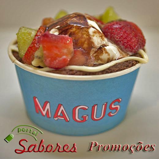 Resultado da promoção da Magus