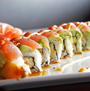 Segunda do Sushi dos Mercadinhos São Luiz traz sushis com desconto