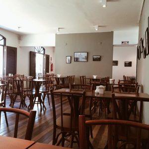 Amélie Restô une boa comida com espaço agradável e aconchegante (Foto: Divulgação)
