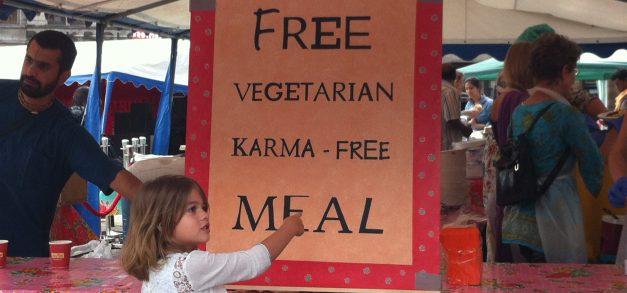 Conheça o Meat Free Monday!