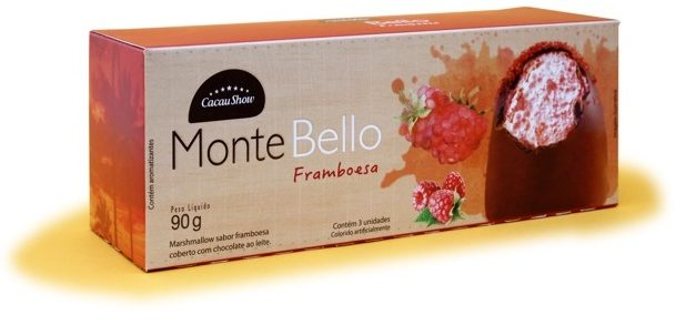 Cacau Show lança novos sabores no Festival Montebello