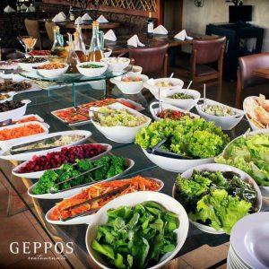 Buffet de Saladas Geppos (Divulgação)