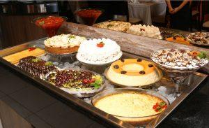 Florence traz variadas opções de sobremesa (Foto: Divulgação)