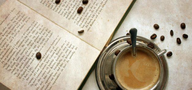 Café e livro: dicas para quem quer ler e beber bem