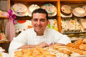 """Buddy Valastro, mais conhecido como o """"Cake Boss"""""""